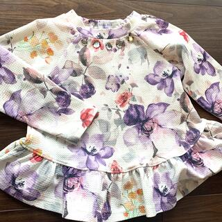 ANNA SUI mini - アナスイミニ チュニック 120 美品