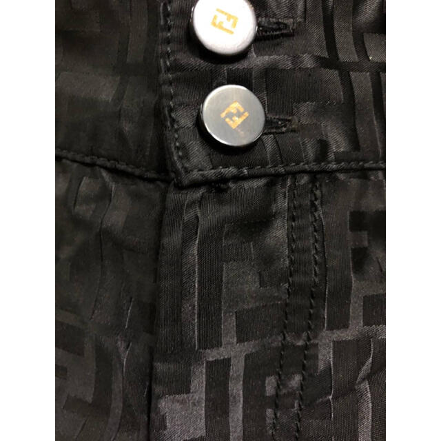 FENDI(フェンディ)のFENDI フェンディ ズッガ ロングパンツ レディースのパンツ(その他)の商品写真