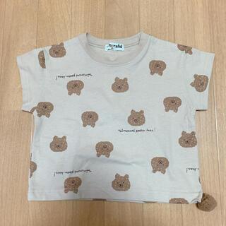 しまむら - しまむら くま Tシャツ