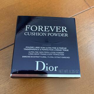 クリスチャンディオール(Christian Dior)のクッションパウダー(フェイスパウダー)