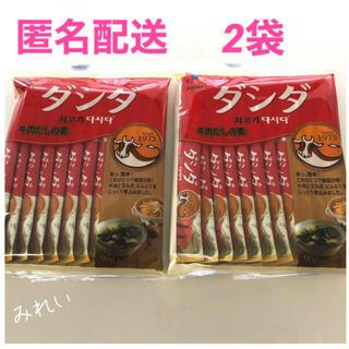 コストコ(コストコ)のコストコ ダシダ 2袋 (8g×24本)  牛肉だしの素(調味料)