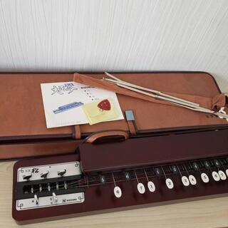 【M554】大正琴 特松 楽器 絃 中古 和 器材 (その他)