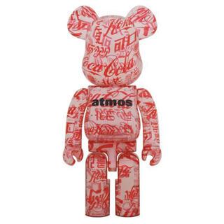 メディコムトイ(MEDICOM TOY)の【新品】BE@RBRICK atmos Coca-Cola 1000%(その他)