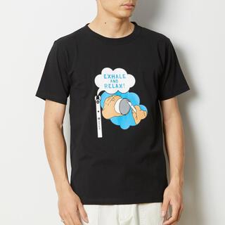 スノーピーク(Snow Peak)の新品 タグ付き★スノーピーク★Tシャツ(Tシャツ/カットソー(半袖/袖なし))