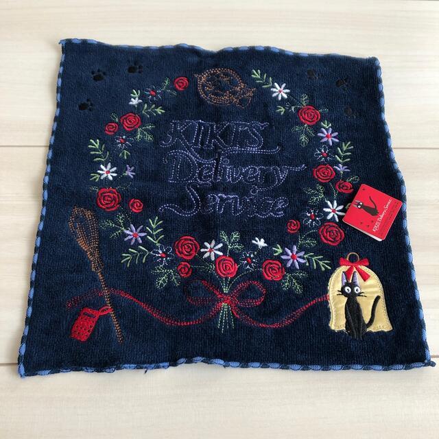 ジブリ(ジブリ)のジブリ 魔女の宅急便 ハンカチ レディースのファッション小物(ハンカチ)の商品写真