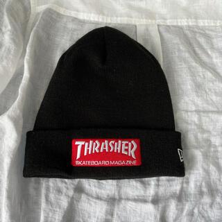 スラッシャー(THRASHER)のTHRASHER  NEW ERA ニット帽 スラッシャー (ニット帽/ビーニー)