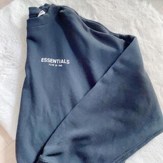 エッセンシャル(Essential)のessentials トレーナー(スウェット)