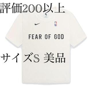フィアオブゴッド(FEAR OF GOD)のNike Fear of God Tシャツ サイズS(Tシャツ/カットソー(半袖/袖なし))