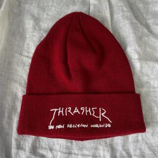 スラッシャー(THRASHER)のTHRASHER ニット帽 スラッシャー(ニット帽/ビーニー)