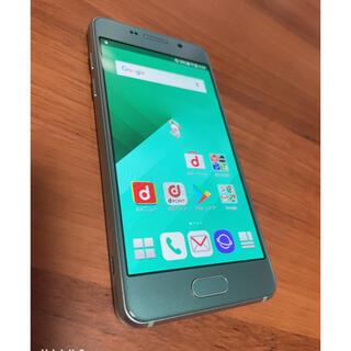 ギャラクシー(Galaxy)のGalaxy Feel SC-04J Green 32GB docomo (スマートフォン本体)