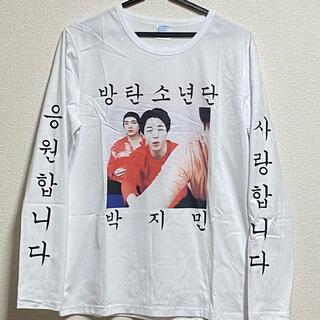 ボウダンショウネンダン(防弾少年団(BTS))のBTS タルバン Tシャツ ジミン(Tシャツ(長袖/七分))