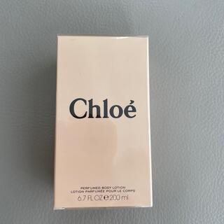 クロエ(Chloe)の新品 クロエ ボディローション 200ml(ボディローション/ミルク)