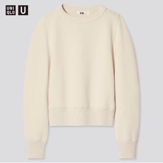 UNIQLO - UNIQLO U ユニクロ スウェットクルーネックシャツ
