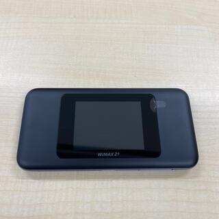 Speed Wi-Fi NEXT W06 ブラック