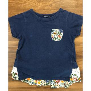 ソルボワ SOLBOIS カットソー Tシャツ(Tシャツ/カットソー)