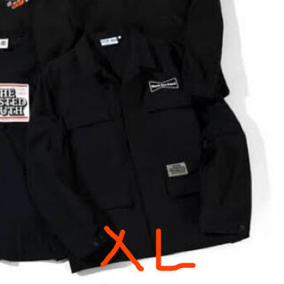 GDC - black eye patch ジャケット XL
