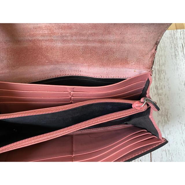 Gucci(グッチ)のGUCCI お財布 レディースのファッション小物(財布)の商品写真