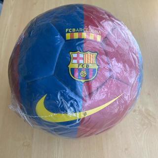 ナイキ(NIKE)のFCバルセロナ サッカーボール 5号(ボール)