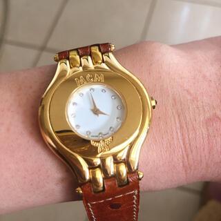 エムシーエム(MCM)のMCM時計(腕時計)