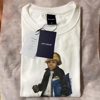"""applebum  """"90's Udagawa Boy"""" T-shirt M"""