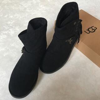 UGG - UGG ブーツ ブラック7 23.5センチ