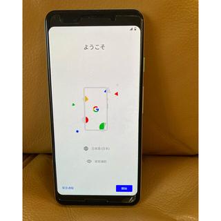 グーグル(Google)のさーもん様専用 pixel3 128GB simフリー (スマートフォン本体)