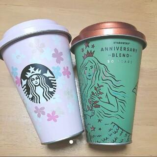 スターバックスコーヒー(Starbucks Coffee)のスタバ ヴィア缶 2種 セット(その他)