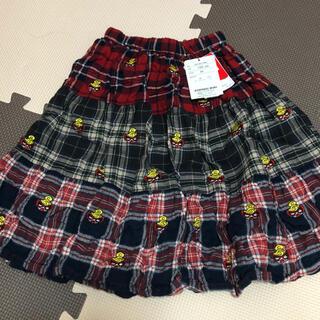 HYSTERIC MINI - 69 刺繍スカート