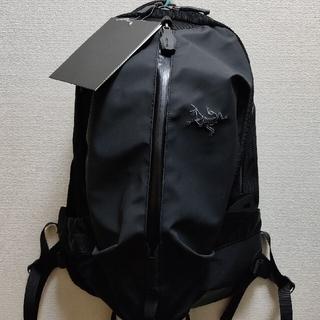 ARC'TERYX - 新品未使用 アークテリクス アロー22 アロー 22 ステルスブラック 黒
