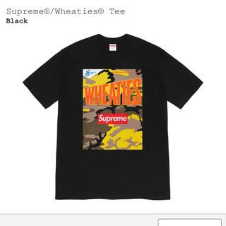 シュプリーム(Supreme)のsupreme®︎ wheaties®︎  tee(Tシャツ/カットソー(半袖/袖なし))