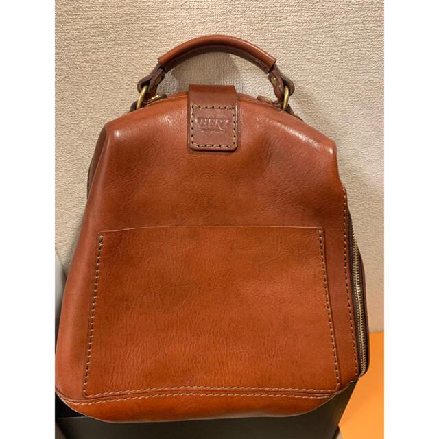 HERZ(ヘルツ)のちくちく様‼️わんぱくリュック Sサイズ ストラップ2種 メンズのバッグ(バッグパック/リュック)の商品写真