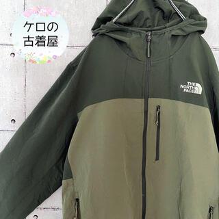 THE NORTH FACE - 【人気】ノースフェイス パーカー ジャケット 軽アウター