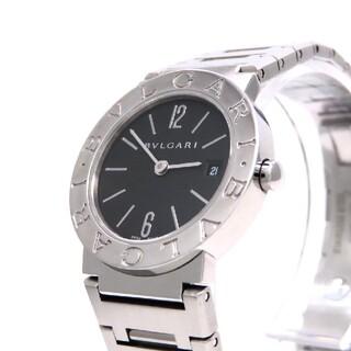 ブルガリ(BVLGARI)の【BVLGARI】ブルガリ 時計 'BB26SS' ロゴ有り後期モデル ☆美品☆(腕時計)