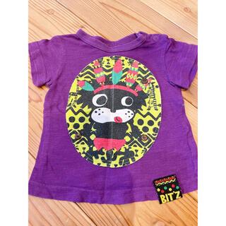 ビッツ(Bit'z)のBIT'Z 半袖Tシャツ 80 パープル(Tシャツ)