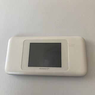 ファーウェイ(HUAWEI)のポケットWi-Fi  WiMAX2x(その他)