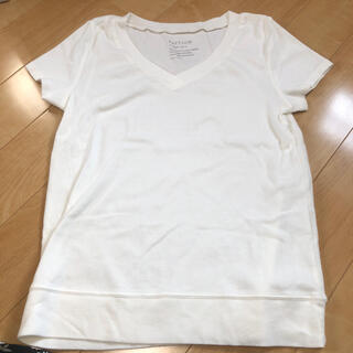 ベイフロー(BAYFLOW)のBAYFLOW 白Tシャツ。(Tシャツ/カットソー(半袖/袖なし))