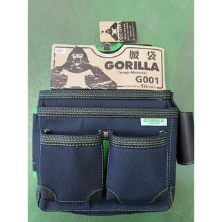 gorilla - 新品未使用☆ゴリラ釘袋G001