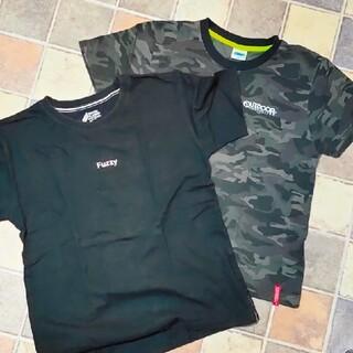 アウトドアプロダクツ(OUTDOOR PRODUCTS)の150cm  Tシャツ  2枚セット  OUTDOOR  (Tシャツ/カットソー)