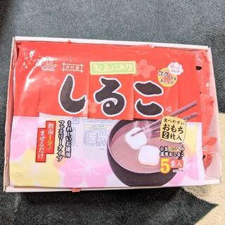 イムラヤ(井村屋)の井村屋・即席しるこ25食・小豆100%(菓子/デザート)