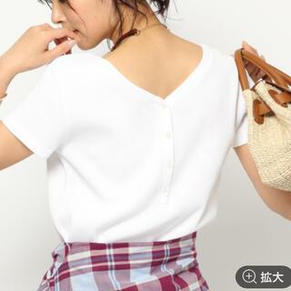 バンヤードストーム(BARNYARDSTORM)のバックボタンワッフルプルオーバー(Tシャツ(半袖/袖なし))