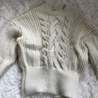 ZARA - zaraニットセーター