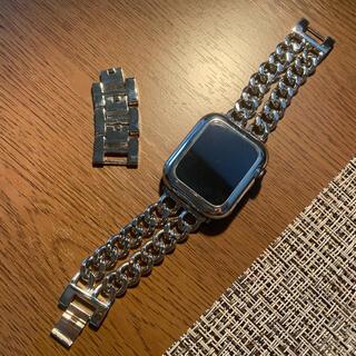 Apple Watch - アップルウォッチ バンド チェーン ベルト apple watch  40mm
