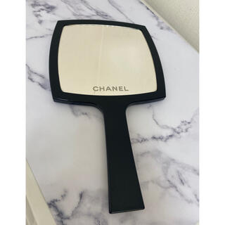 CHANEL - シャネル CHANEL CC ココマーク 限定品 ノベルティ 手鏡 ミラー