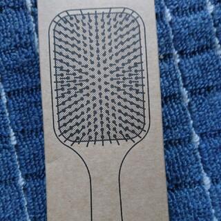 ムジルシリョウヒン(MUJI (無印良品))の無印良品頭皮ケアブラシ(ヘアブラシ/クシ)