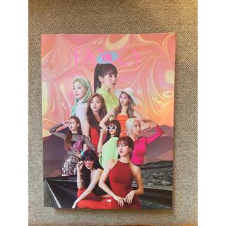 ウェストトゥワイス(Waste(twice))のTWICE FANCYアルバム3冊セット(アルバム)