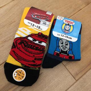 Disney - ディズニー カーズ トーマス 靴下