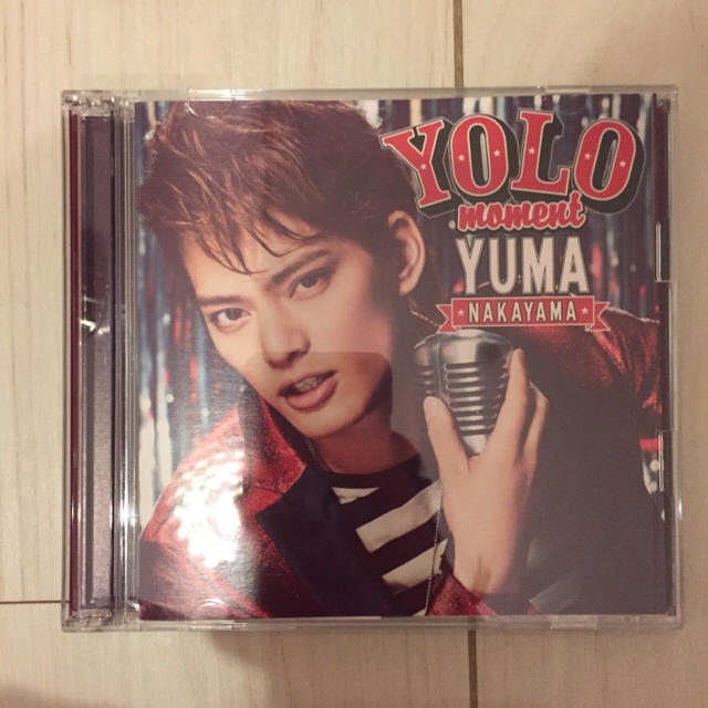 YOLO moment 中山優馬の通販 by ...