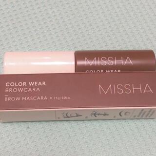 ミシャ(MISSHA)のMISSHA 眉マスカラ(眉マスカラ)