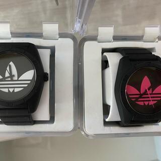 adidas - adidasペアウォッチ 箱付き
