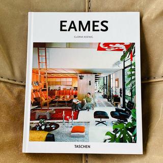 イームズ(EAMES)の★特別価格★ アートブック デザイナー インテリア 家具 イームズ EAMES(アート/エンタメ)